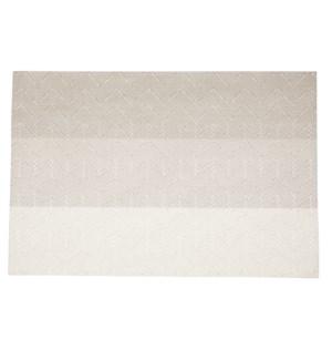 Rhythm Vinyl Placemat Linen