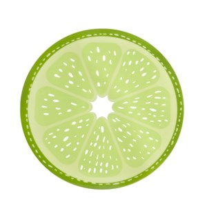 Citrus PVC Placemat Lime