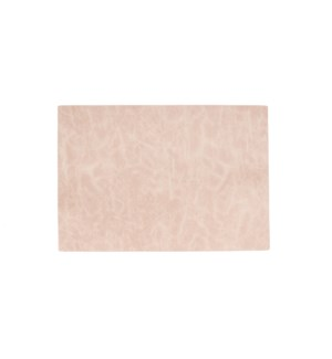 Erie Reversible Table Luxe Placemat Stone