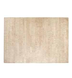 Seville Reversible Vinyl Placemat Gold