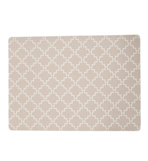 Table Luxe Placemat Trellis