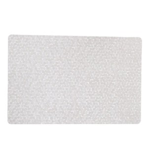 Table Luxe Placemat Stone