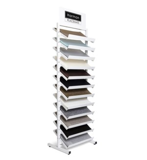 Harman Placemat Rack - Stand White