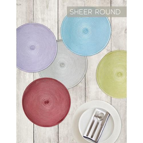 Sheer Round