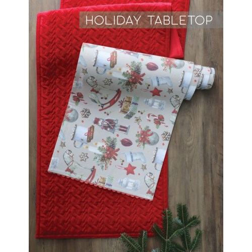 Holiday Table Top