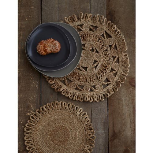 Jute Round Placemats
