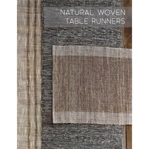 Natural Woven Table Runners