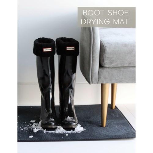Boot Shoe Drying Mats