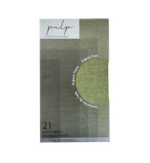Volume 1 Guest Napkin 21 pc Pine