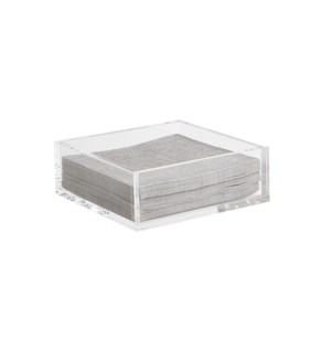 Infinity Napkin Holder Luncheon Clear