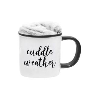 Cuddle Weather Kozie Mug And Sock Set
