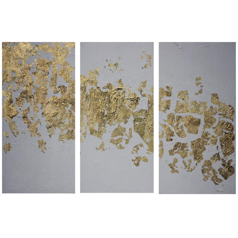 Chute D'or s/3 w/CARMEL GOLD