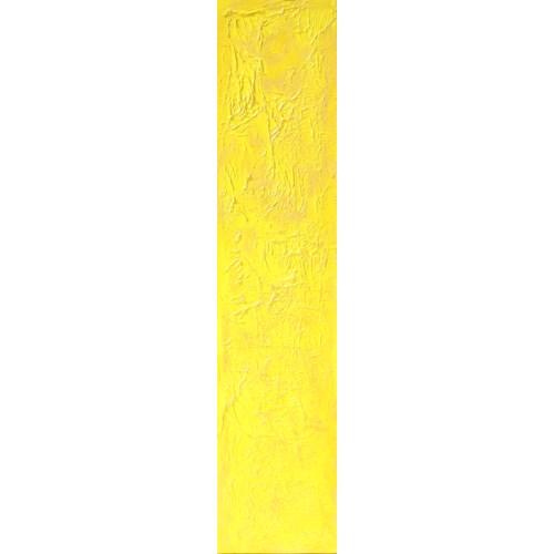 Swathe Yellow GALLERY WRAP
