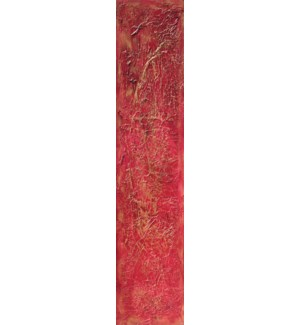Swathe Red GALLERY WRAP