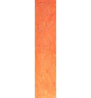 Swathe Orange GALLERY WRAP