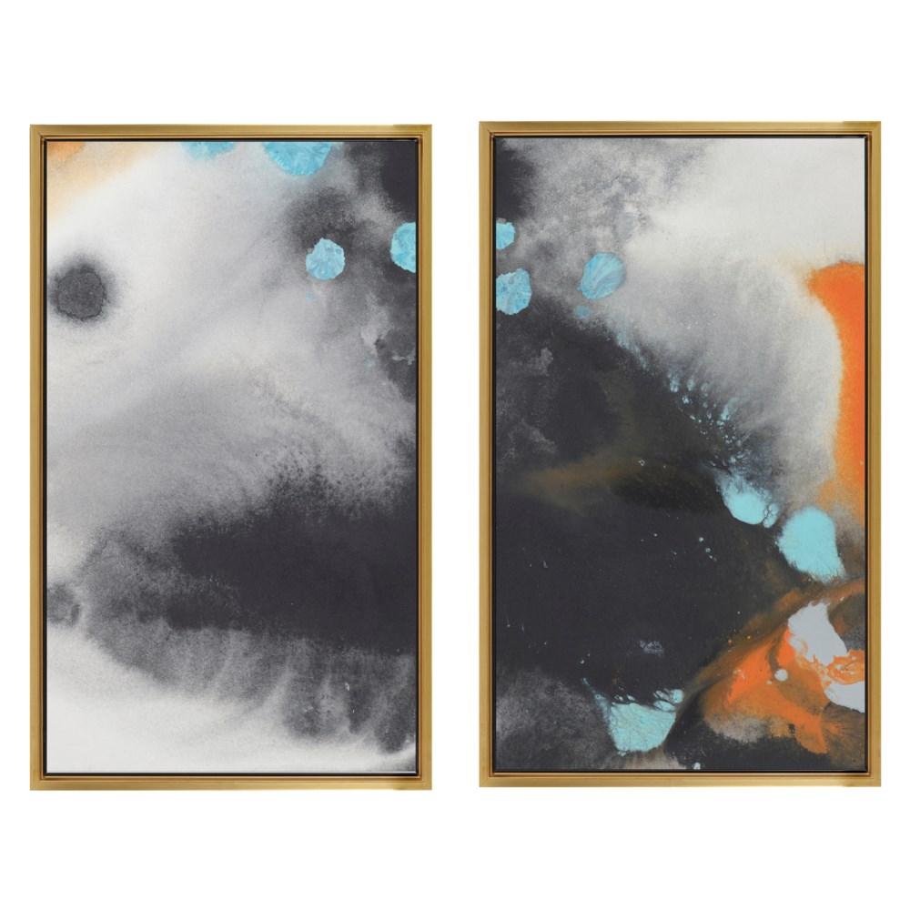 Black Pearl w/LAGUNA GOLD