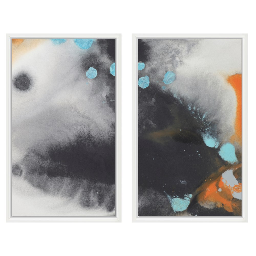 Black Pearl w/LAGUNA WHITE
