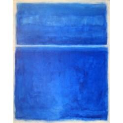 Blue Rose GALLERY WRAP