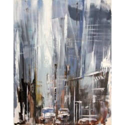 Broad St. GALLERY WRAP