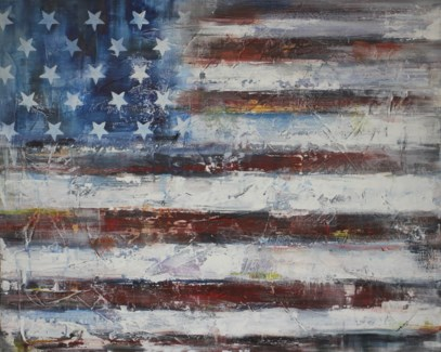 Old Glory GALLERY WRAP