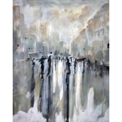 City Square GALLERY WRAP