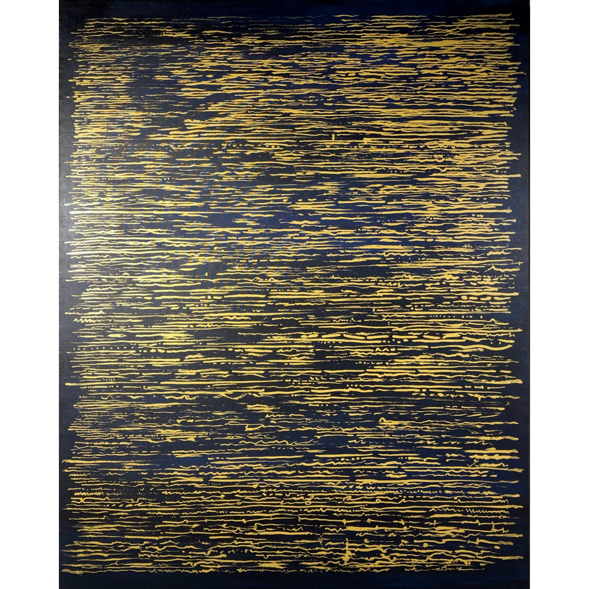 Sea Scrolls GALLERY WRAP