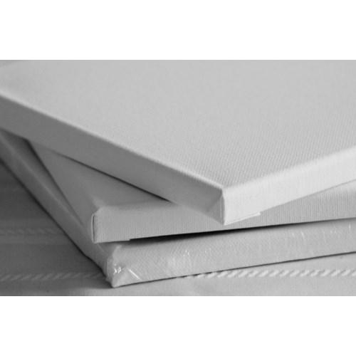 Studio White - Light Texture GALLERY WRAP
