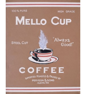 Mello Cup GALLERY WRAP