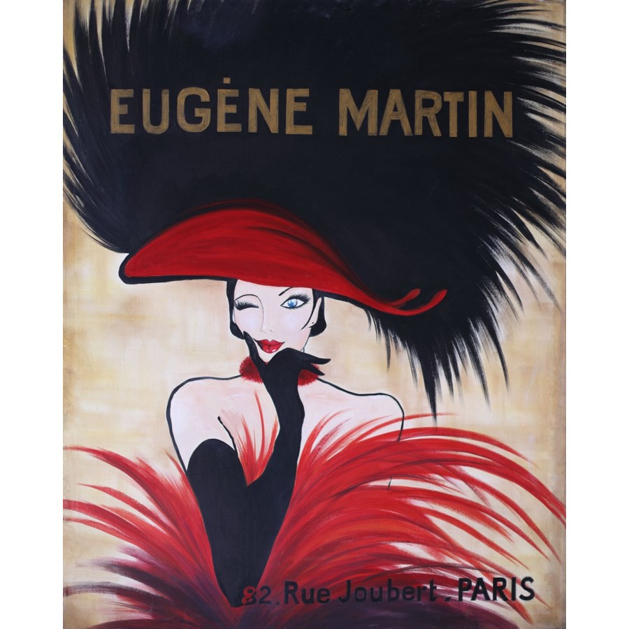 Eugene Martin GALLERY WRAP