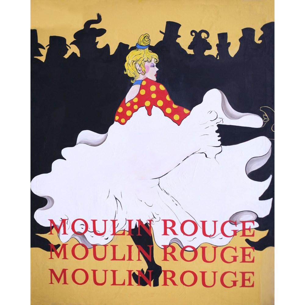 Moulin Rouge GALLERY WRAP