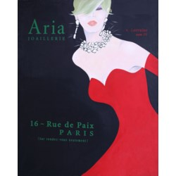 Aria Joaillerie GALLERY WRAP