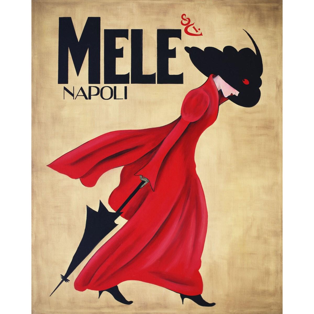Mele Napoli GALLERY WRAP