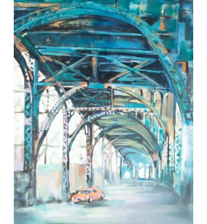 Under the Bridge GALLERY WRAP
