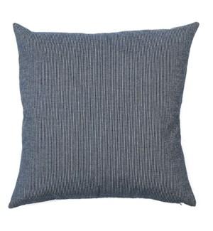 """Addison - Indigo -  Pillow - 22"""" x 22"""""""