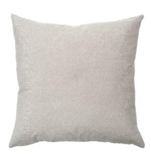 """Addison - Shale -  Pillow - 22"""" x 22"""""""