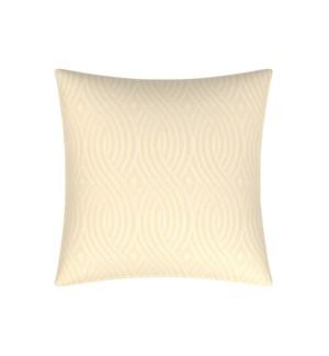 "Amalfi - Ivory -  Toss Pillow - 26"" x 26"""