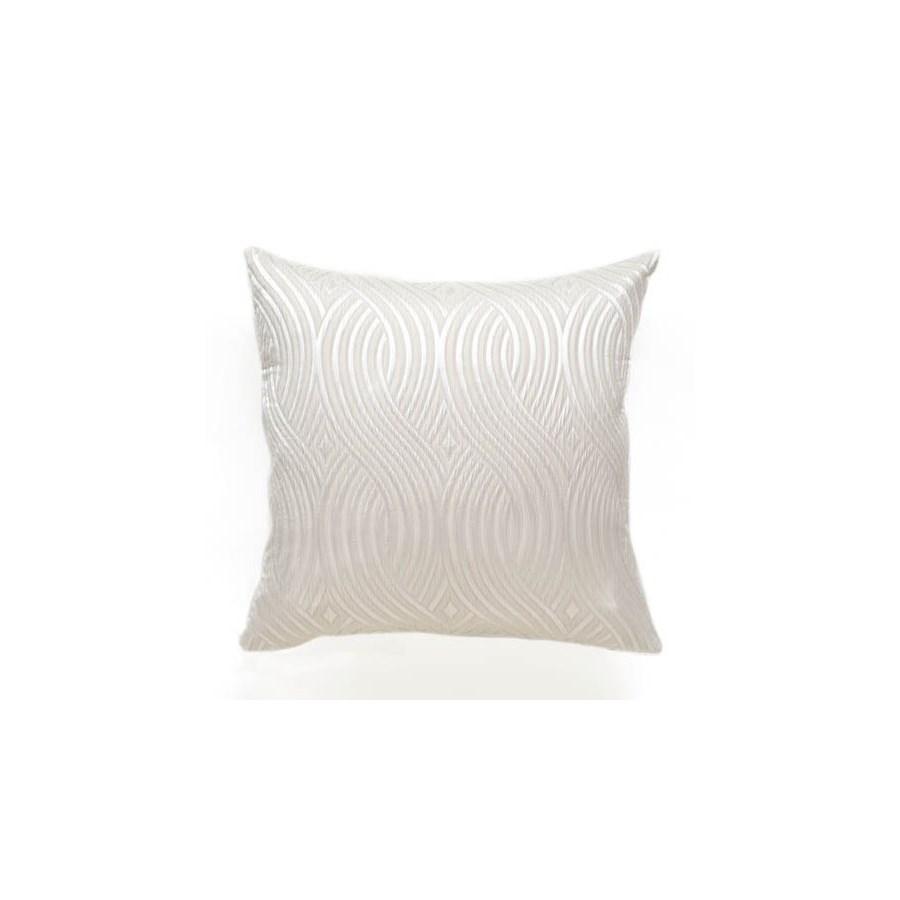 """Amalfi - Ivory -  Pillow - 22"""" x 22"""""""
