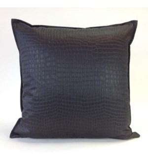 "Amazon - Black -  Pillow - 22"" x 22"""