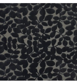 Amble* - Charcoal - Fabric By the Yard