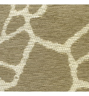 Asmara * - Sandstone - Fabric By the Yard