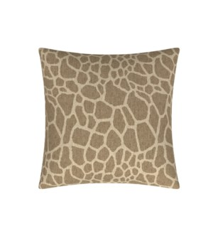 "Asmara - Sandstone-  Pillow - 26"" x 26"""
