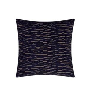 """Astoria - Lapis -  Toss Pillow - 26"""" x 26"""""""