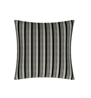 "Banbury - Grey - Toss Pillow - 26"" x 26"""