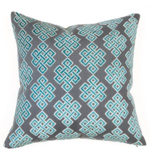 "Barranco - Laguna -  Pillow - 22"" x 22"""