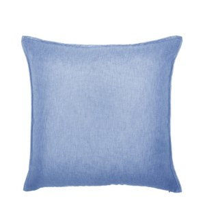 "Bedford - Blue Jean -  Pillow - 22"" x 22"""
