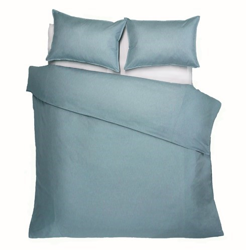 Bedford - Sky Blue -  Duvet Cover  - Twin