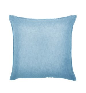 "Bedford - Sky Blue -  Pillow - 22"" x 22"""