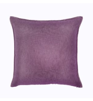 "Bedford - Hyacinth -  Pillow - 22"" x 22"""