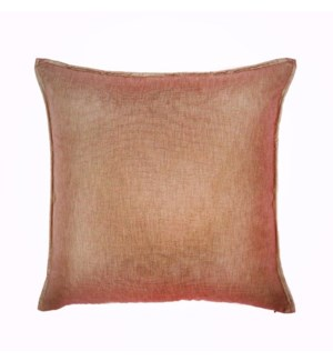 "Bedford - Melon -  Pillow - 22"" x 22"""