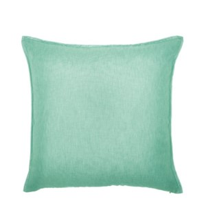 "Bedford - Mint -  Pillow - 22"" x 22"""